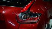 New Nissan Juke taillight - Geneva Live