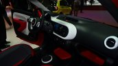 New Renault Twingo dashboard at Geneva Motor Show
