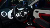 New Renault Twingo interior at Geneva Motor Show