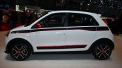 New Renault Twingo side at Geneva Motor Show