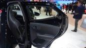 New Toyota Aygo rear door at Geneva Motor Show
