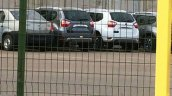 Nissan Terrano Russia Spied factory
