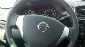 Nissan Terrano Russia Spied steering