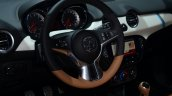 Opel Adam ROCKS steering wheel - Geneva Live