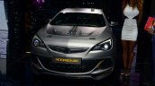 Opel Astra OPC Extreme front - Geneva Live