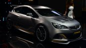 Opel Astra OPC Extreme front three quarter - Geneva Live