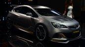 Opel Astra OPC Extreme front three quarter - Geneva Live