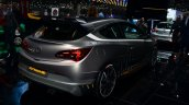Opel Astra OPC Extreme rear three quarter - Geneva Live