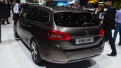 Peugeot 308 Station Wagon rear three quarters