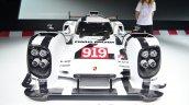Porsche 919 Hybrid front - Geneva Live