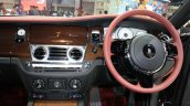 Rolls-Royce Ghost Majestic Horse dashboard driver side at Bangkok Motor Show 2014
