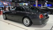 Rolls-Royce Ghost Majestic Horse rear three quarters at Bangkok Motor Show 2014