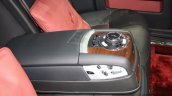 Rolls-Royce Ghost Majestic Horse seat cushion and arm rest at Bangkok Motor Show 2014