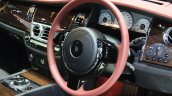 Rolls-Royce Ghost Majestic Horse steering wheel at Bangkok Motor Show 2014