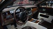 Rolls Royce Ghost Series II dashboard - Geneva Live
