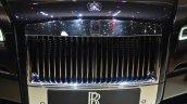 Rolls Royce Ghost Series II grille - Geneva Live