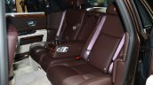 Rolls Royce Ghost Series II rear seats - Geneva Live