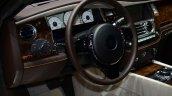 Rolls Royce Ghost Series II steering - Geneva Live