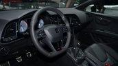 Seat Leon Cupra 280 dashboard - Geneva Live