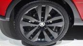 Skoda Fabia Monte Carlo wheel detail - Geneva Live