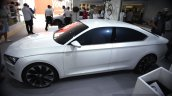 Skoda VisionC side view at 2014 Goodwood Festival of Speed