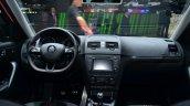 Skoda Yeti Monte Carlo dashboard - Geneva Live