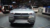 Ssangyong XLV concept front - Geneva Live