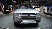 Ssangyong XLV concept front detail - Geneva Live