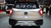 Ssangyong XLV concept rear - Geneva Live