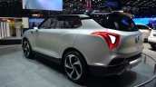 Ssangyong XLV concept rear three quarter left - Geneva Live