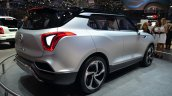 Ssangyong XLV concept rear three quarter right profile - Geneva Live