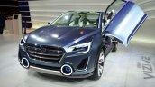 Subaru Viziv 2 Concept front three quarters