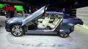 Subaru Viziv 2 concept door open