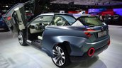 Subaru Viziv 2 concept rear three quarters left