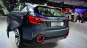 Subaru Viziv 2 concept rear three quarters