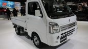 Suzuki Carry front three quarters left at Tokyo Motor Show