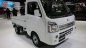 Suzuki Carry front three quarters left at Tokyo Motor Show