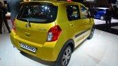 Suzuki Celerio AMT rear three quarters at Geneva Motor Show