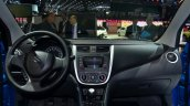 Suzuki Celerio dashboard at Geneva Motor Show