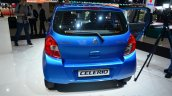 Suzuki Celerio rear at Geneva Motor Show