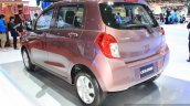Suzuki Celerio rear three quarter left - Bangkok Live