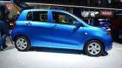 Suzuki Celerio side at Geneva Motor Show