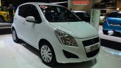 Suzuki Splash Sergio Cellano 2014 Geneva front quarter