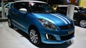 Suzuki Swift 4x4 Sergio Cellano 2014 Geneva front quarter