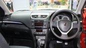 Suzuki Swift Limited GLX dashboard at 2014 Bangkok Motor Show