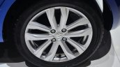 Suzuki Swift Swiss Edition alloy wheel at Geneva Motor Show