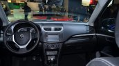 Suzuki Swift Swiss Edition dashboard full view at Geneva Motor Show