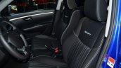 Suzuki Swift Swiss Edition front seats at Geneva Motor Show