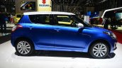 Suzuki Swift Swiss Edition side view at Geneva Motor Show