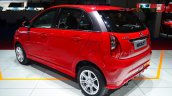 Tata Bolt rear three quarter - Geneva Live